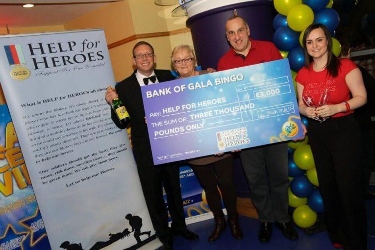 Gala bingo club - bank of gala